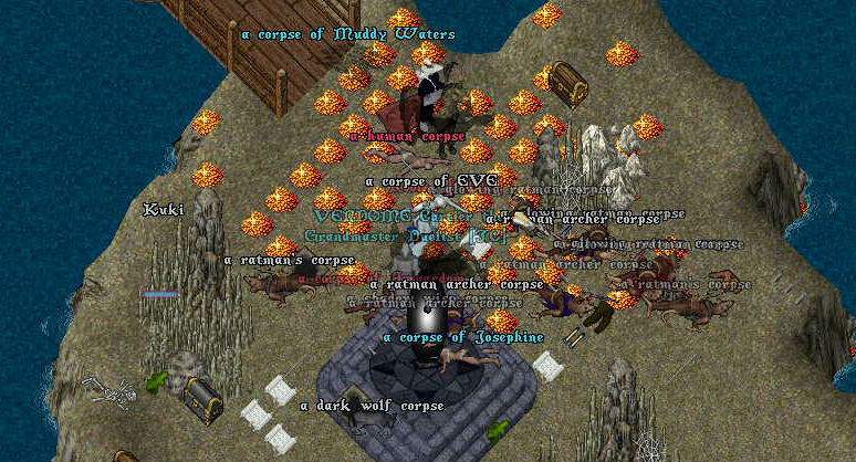 Still Playing Ultima Online For Gold